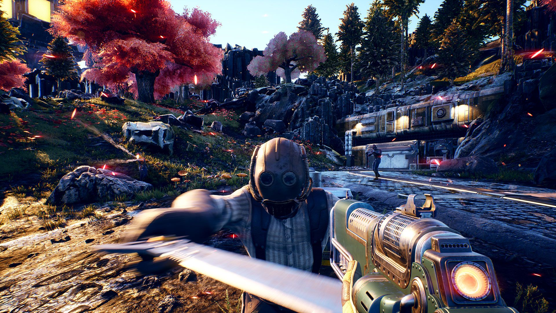 ᐈ The Outer Worlds Unique Weapons And Armor Guide Weplay